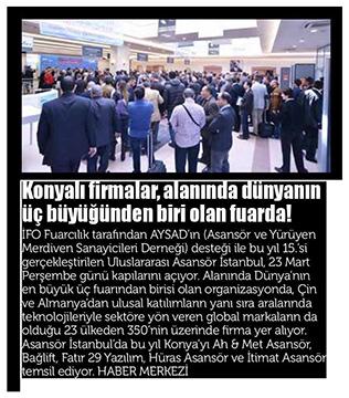 Konya Yeni Haber