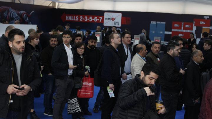 Asansör Istanbul 2019 Photos